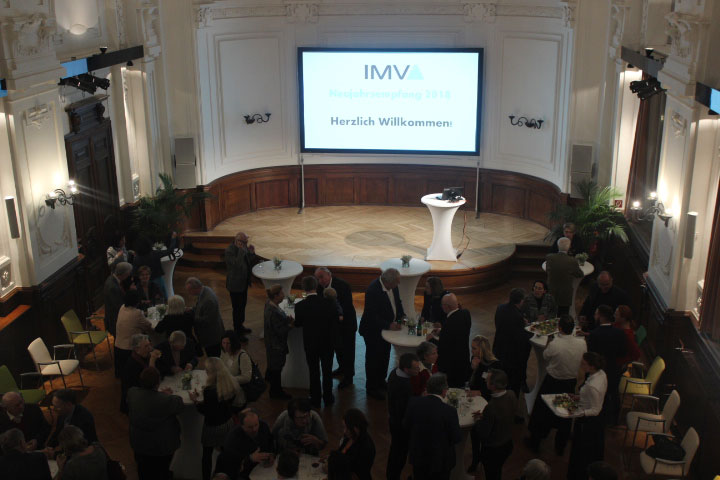 IMV-Neujahrsempfang 2018