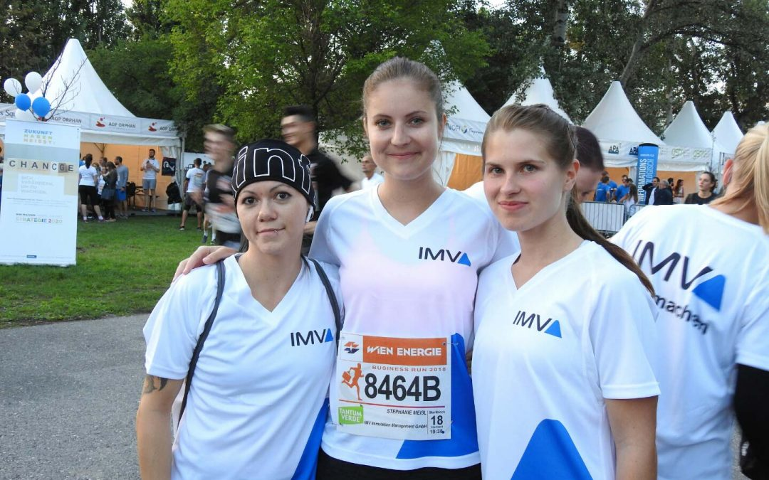 IMV Business Runner 2018
