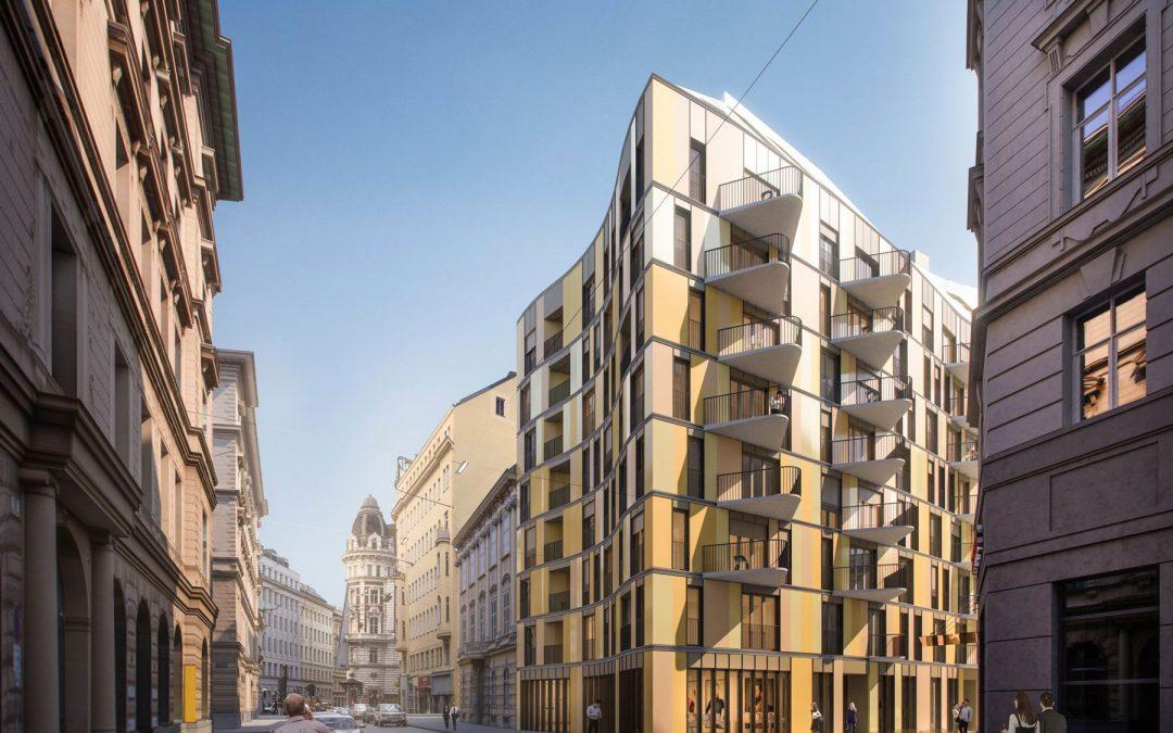 IMV mit Prestige-Projekt in Wiener City