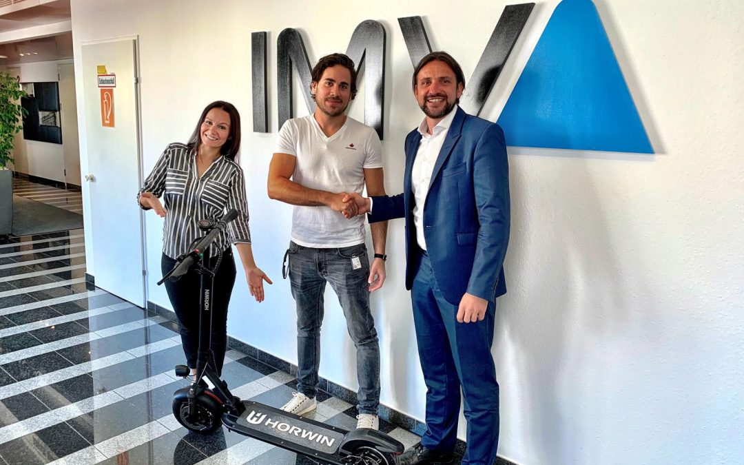 IMV überrascht glücklichen Gewinner